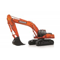 Excavadora Hidráulica DX500LCA-HD