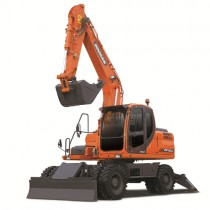 Excavadora Hidráulica DX140W